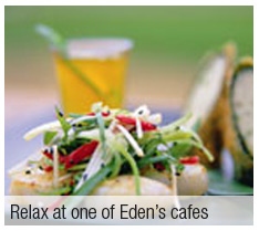 Eagle Heights | Relax at cafe
